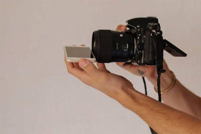 Простой трюк для удивительных фотографий