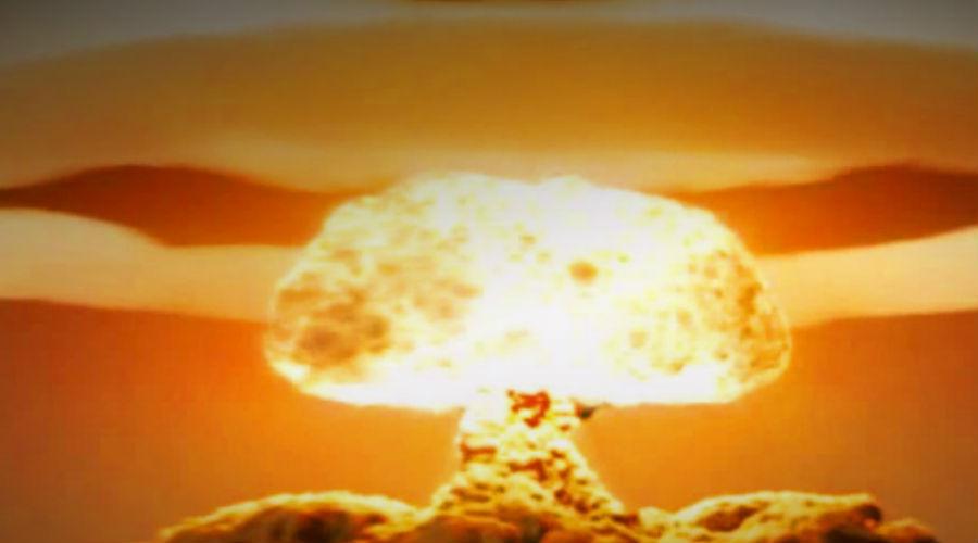 Потерянное ядерное оружие