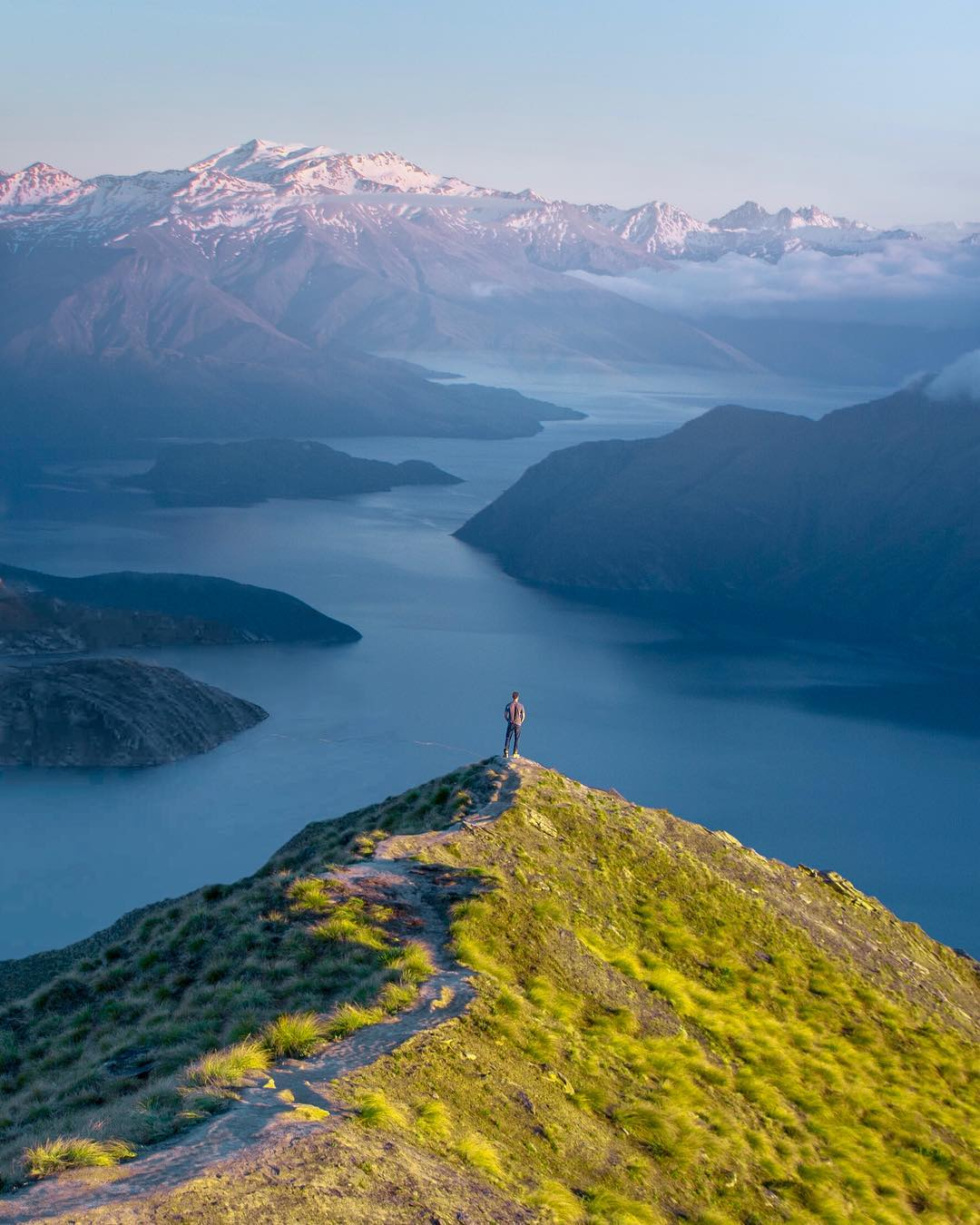 Путешествия и пейзажи от фотографа Сэма Вибово
