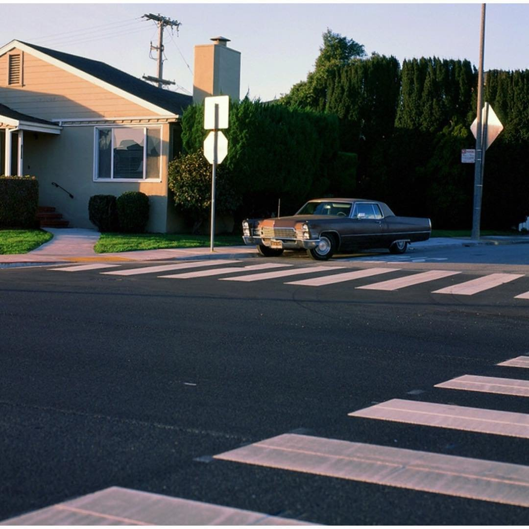 Улицы Сан-Франциско на снимках Роберта Огилви