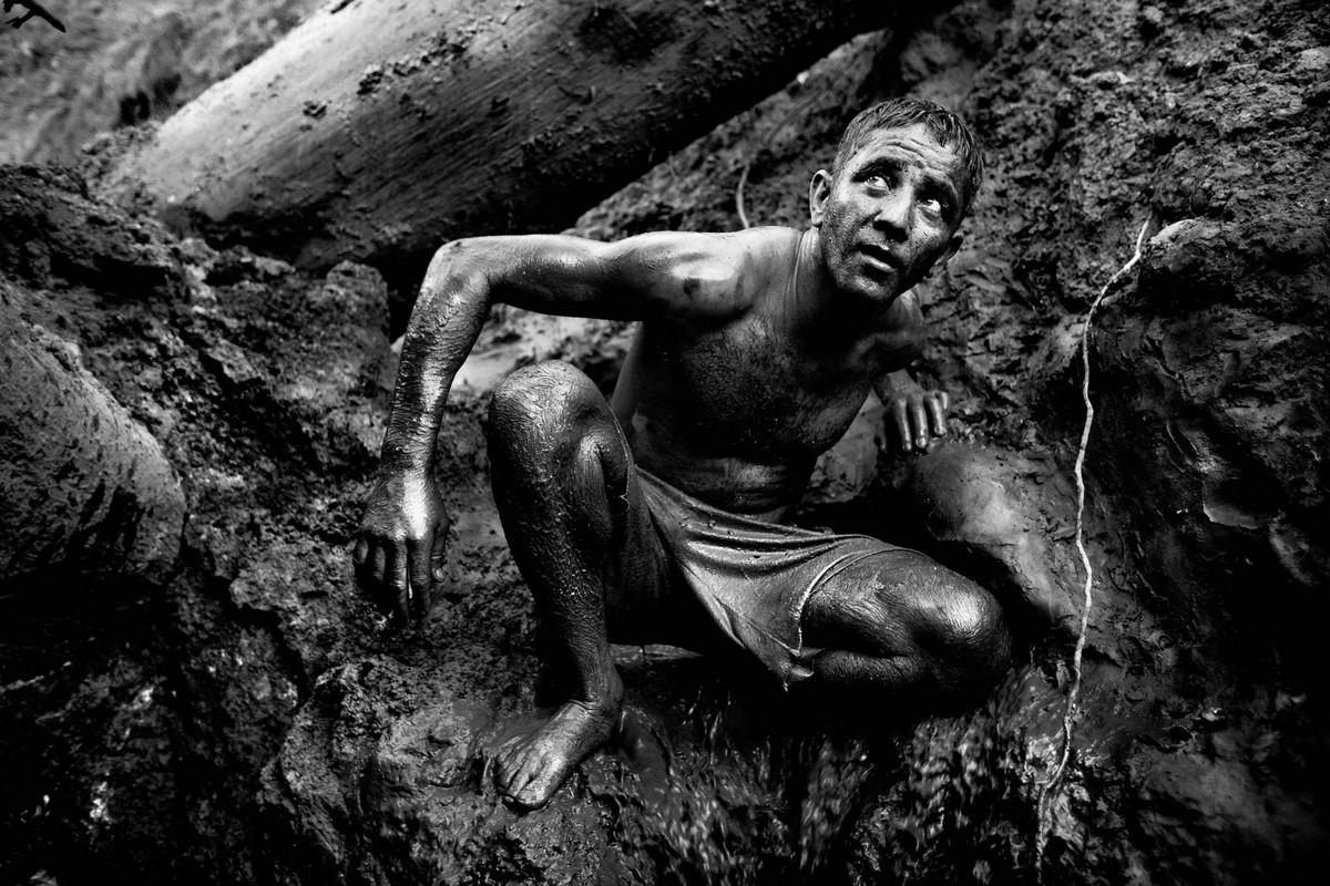 Золотая лихорадка в глубине бразильского Амазонского тропического леса