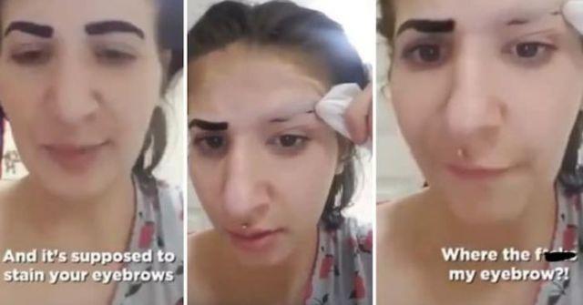 Неудачи с косметикой и макияжем