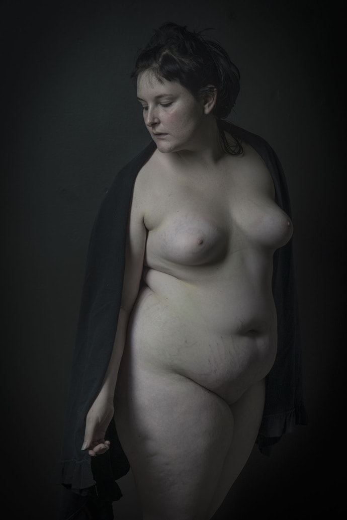 Современные портреты в стиле Ренессанса от Даниэль ван Задельхоф