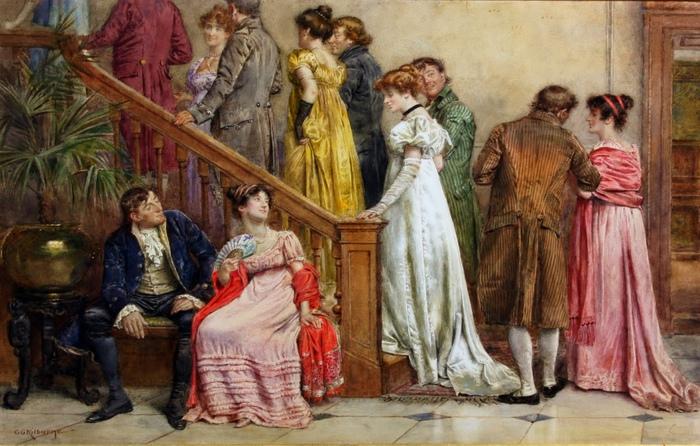 Правила этикета начала XX века