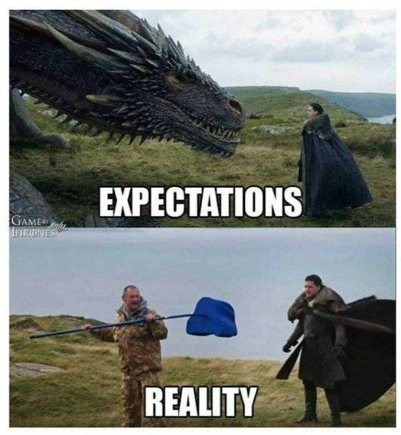 Ожидание и реальность в забавных снимках