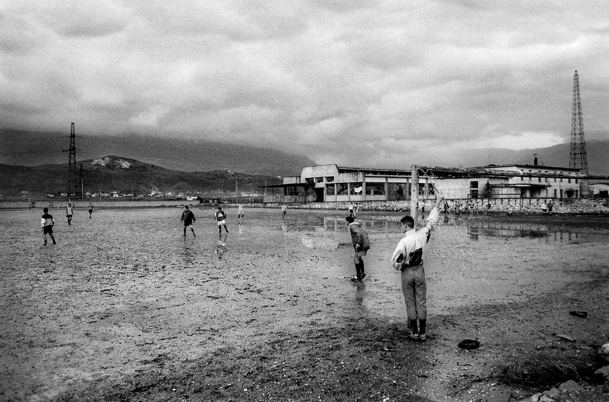 Черноморское побережье и Балканы на документальных снимках Ванессы Уиншип