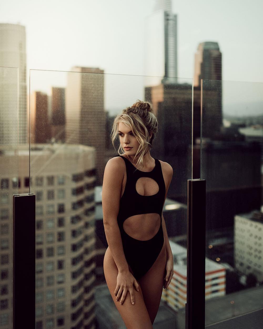 Чувственные снимки девушек от Люка Готтлиба