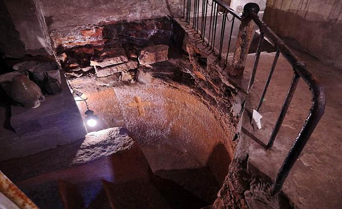 Подземный храм мастера из Армении