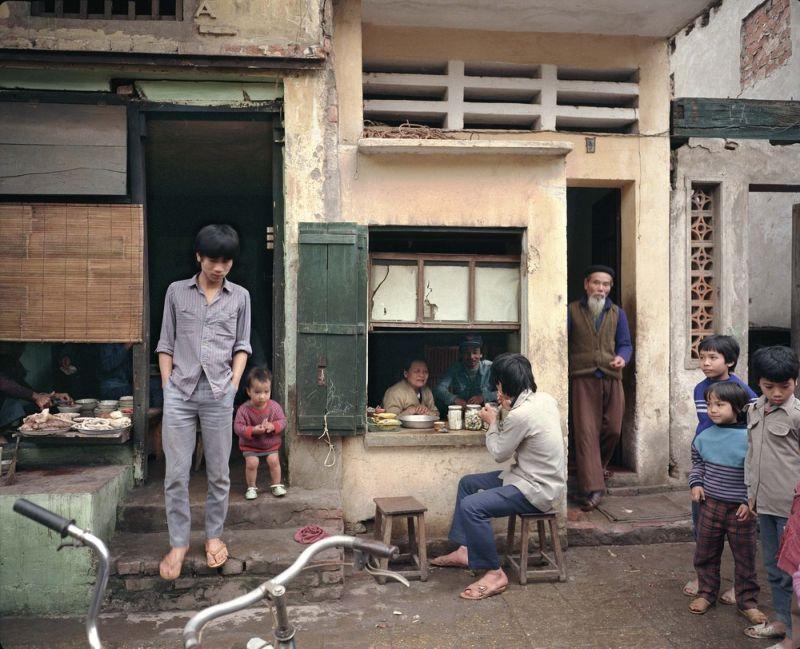 Столица Вьетнама на снимках западного фотографа