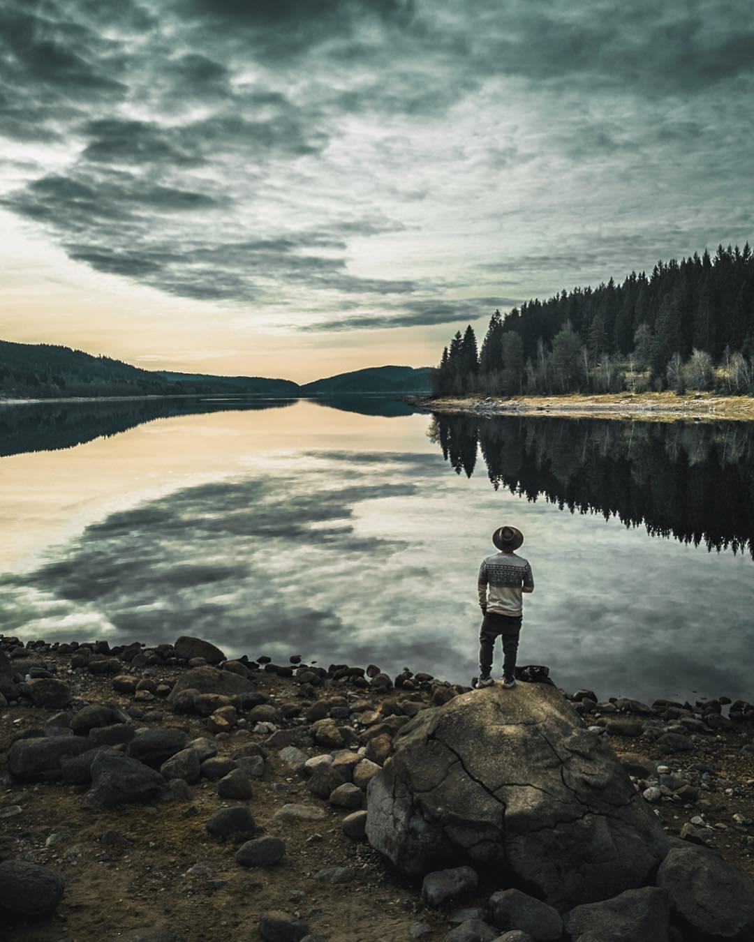 Путешествия, пейзажи и аэрофотоснимки от Джулио Греберта