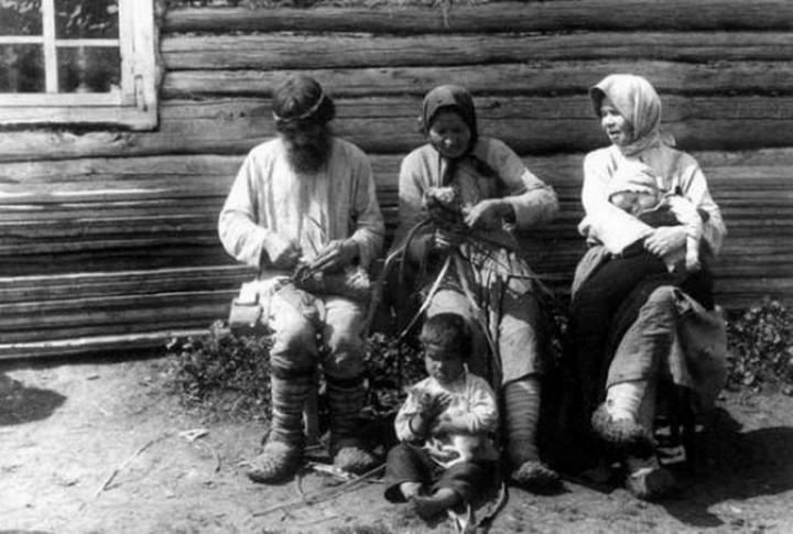 О торговле людьми в царской России