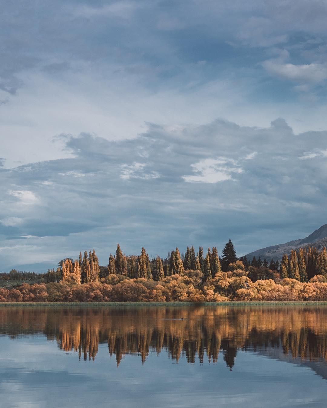 Природа и путешествия на снимках Кармен Хутер