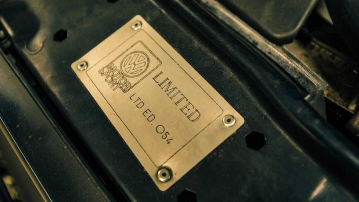 Большая частная коллекция Volkswagen Golf