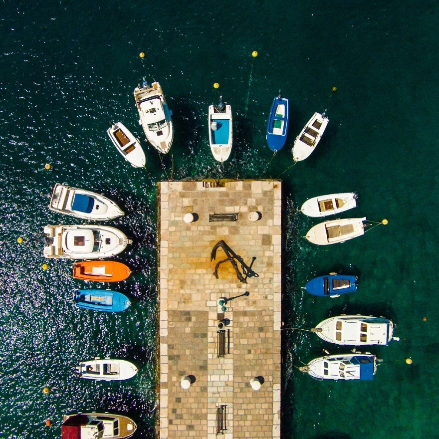 Мир на снимках с высоты