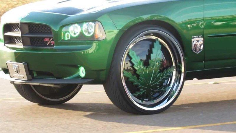 Нереальные диски автомобилей