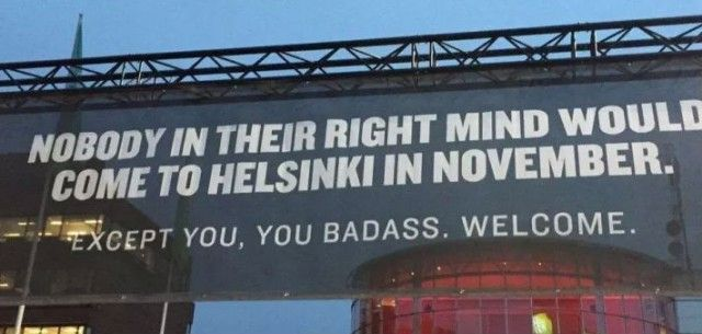 Продуманные вещи в Финляндии, которым можно позавидовать
