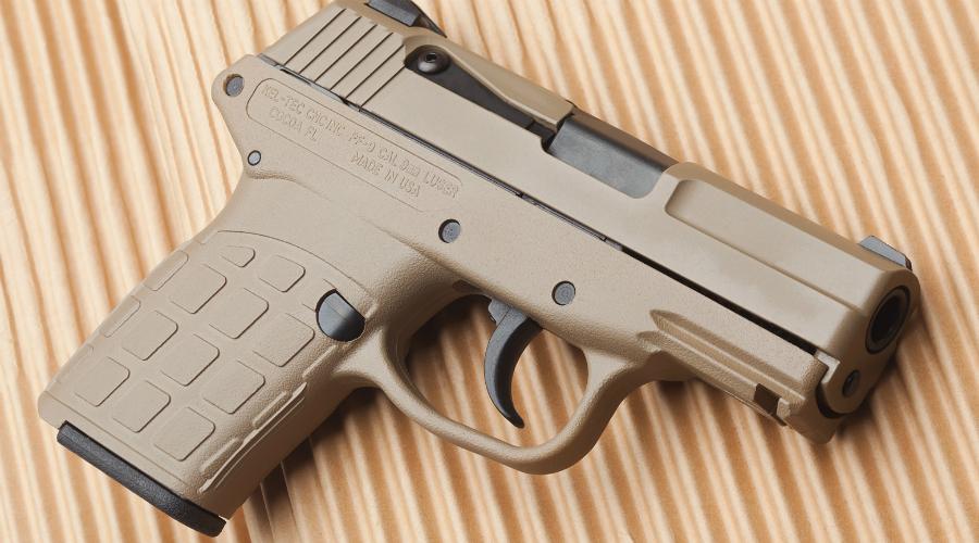Самые незаметные пистолеты