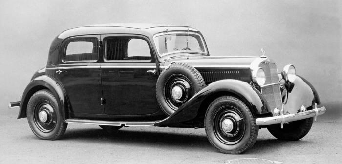 Важнейшие изобретения в развитии автомобилестроения