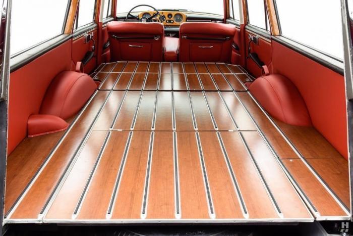 Эксклюзивный Bentley 1960 года c кузовом Mercedes-Benz