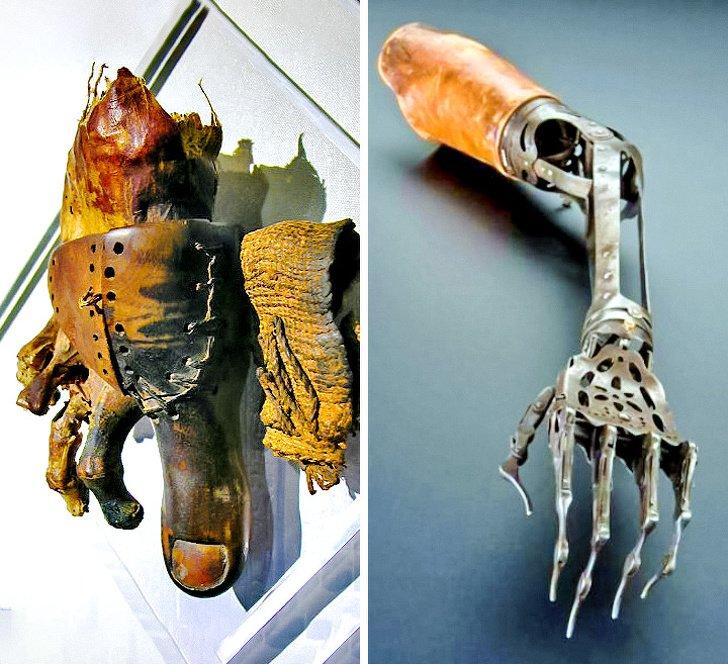 14 странных артефактов из прошлого