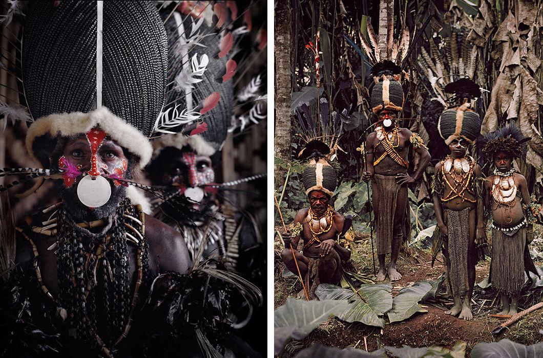 Племена и народы со всего света на снимках Джимми Нельсона
