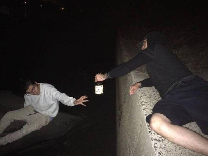 Происшествия, которые могли произойти только по пьяни