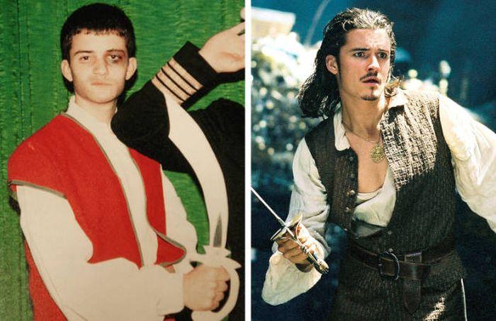 Школьные снимки знаменитостей: тогда и сейчас