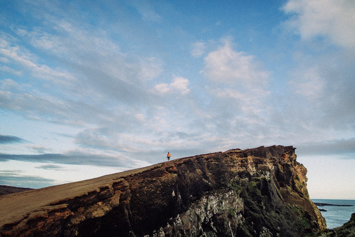 Удивительные пейзажи Исландии от Андре Жосселина