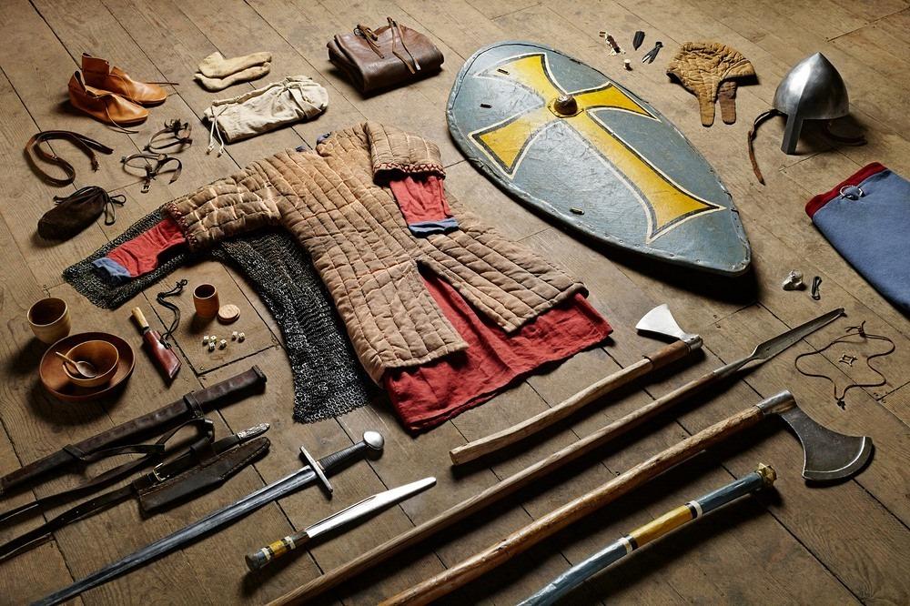 Боевые наборы солдат разных веков