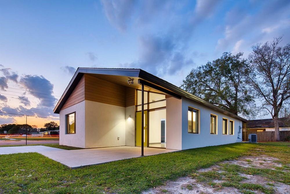 Загородный дом во Флориде