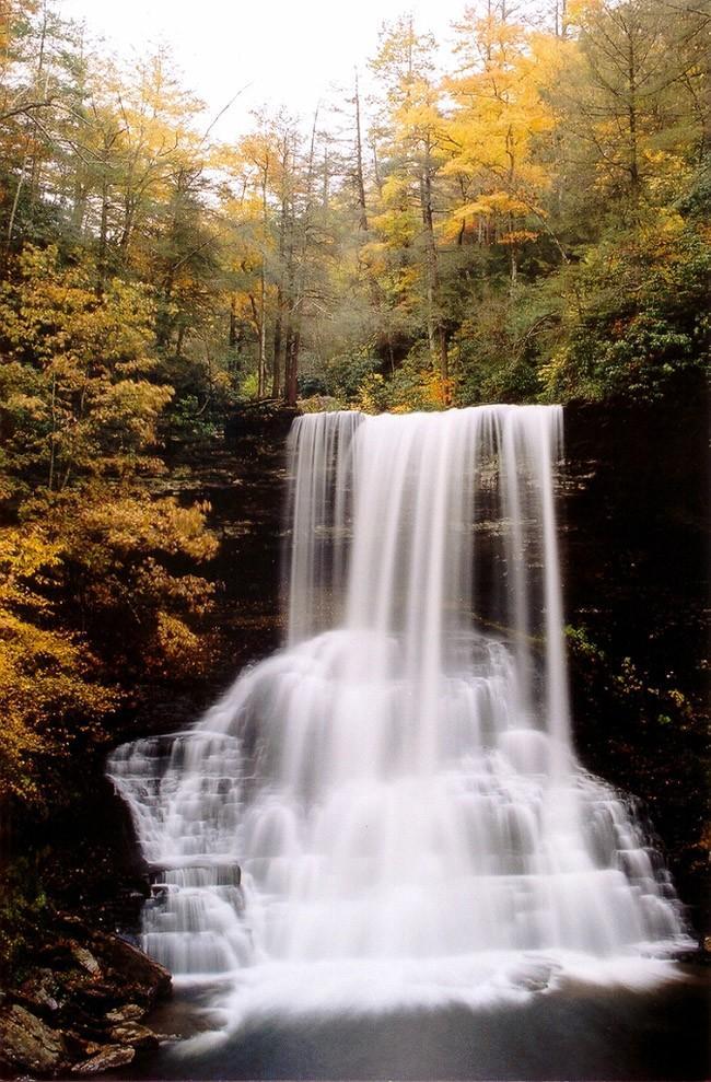 50 потрясающих природных фотографий из 50 штатов Америки