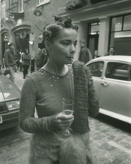Архивные фотографии знаменитостей