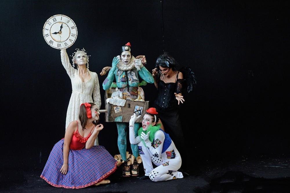 Ежегодный фестиваль боди-арта в Австрии