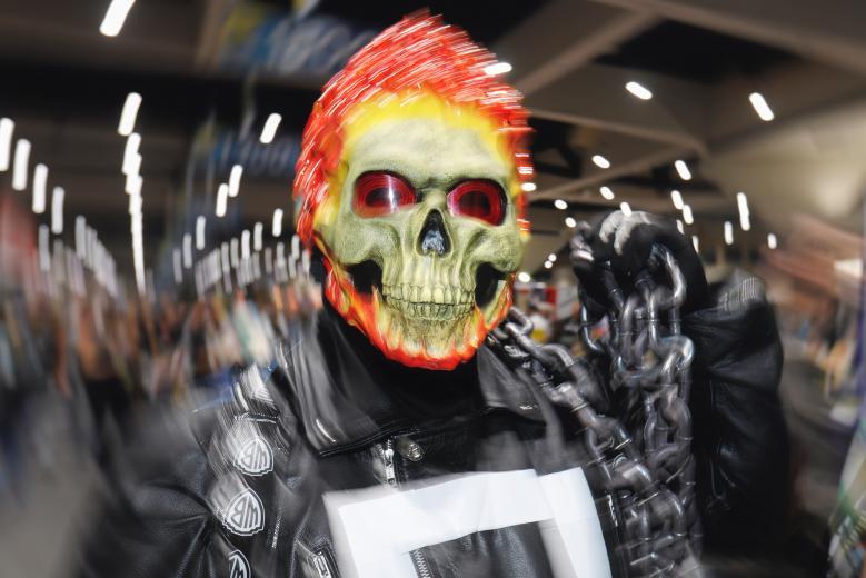 Фестиваль Comic-Con 2018 в Сан-Диего