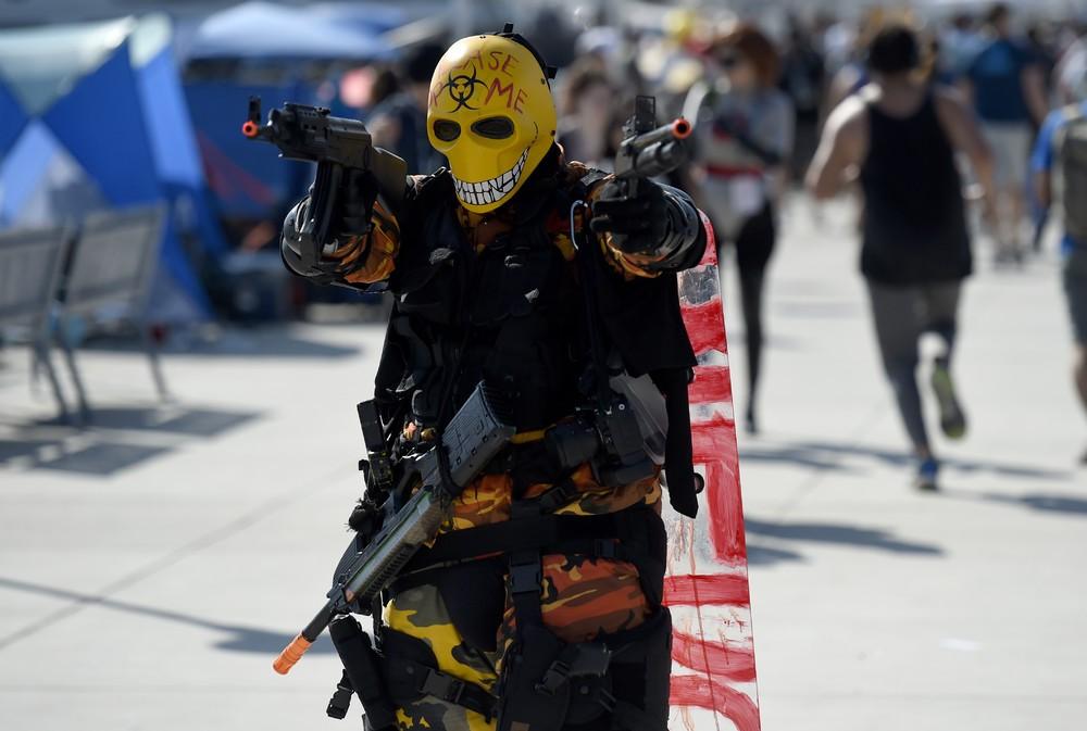 Международный фестиваль Комик-Кон Сан-Диего 2018