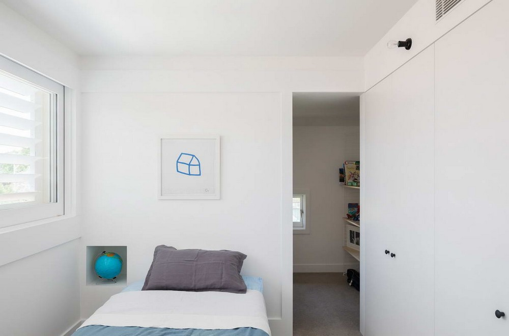 Расширение пригородного дома в Австралии