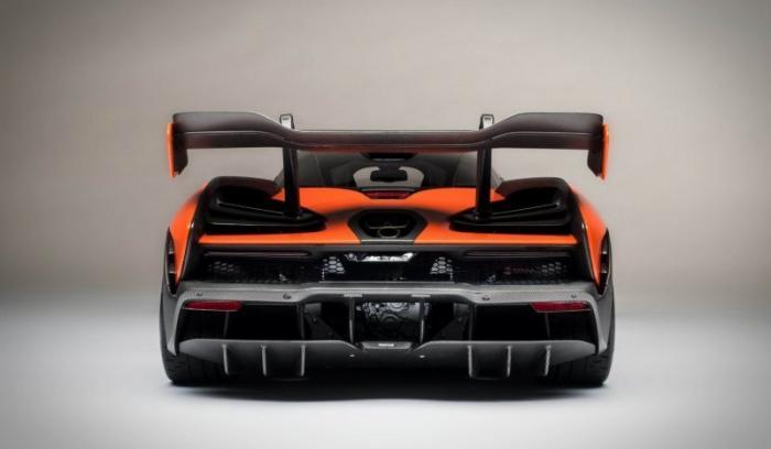Игрушечная копия гипрекара McLaren Senna за 8000 долларов