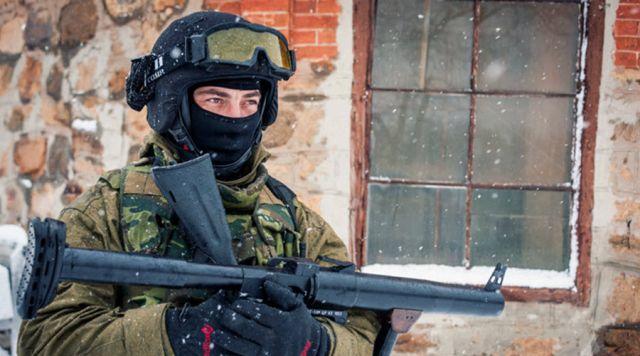 Оружие, которое используют бойцы российского спецназа