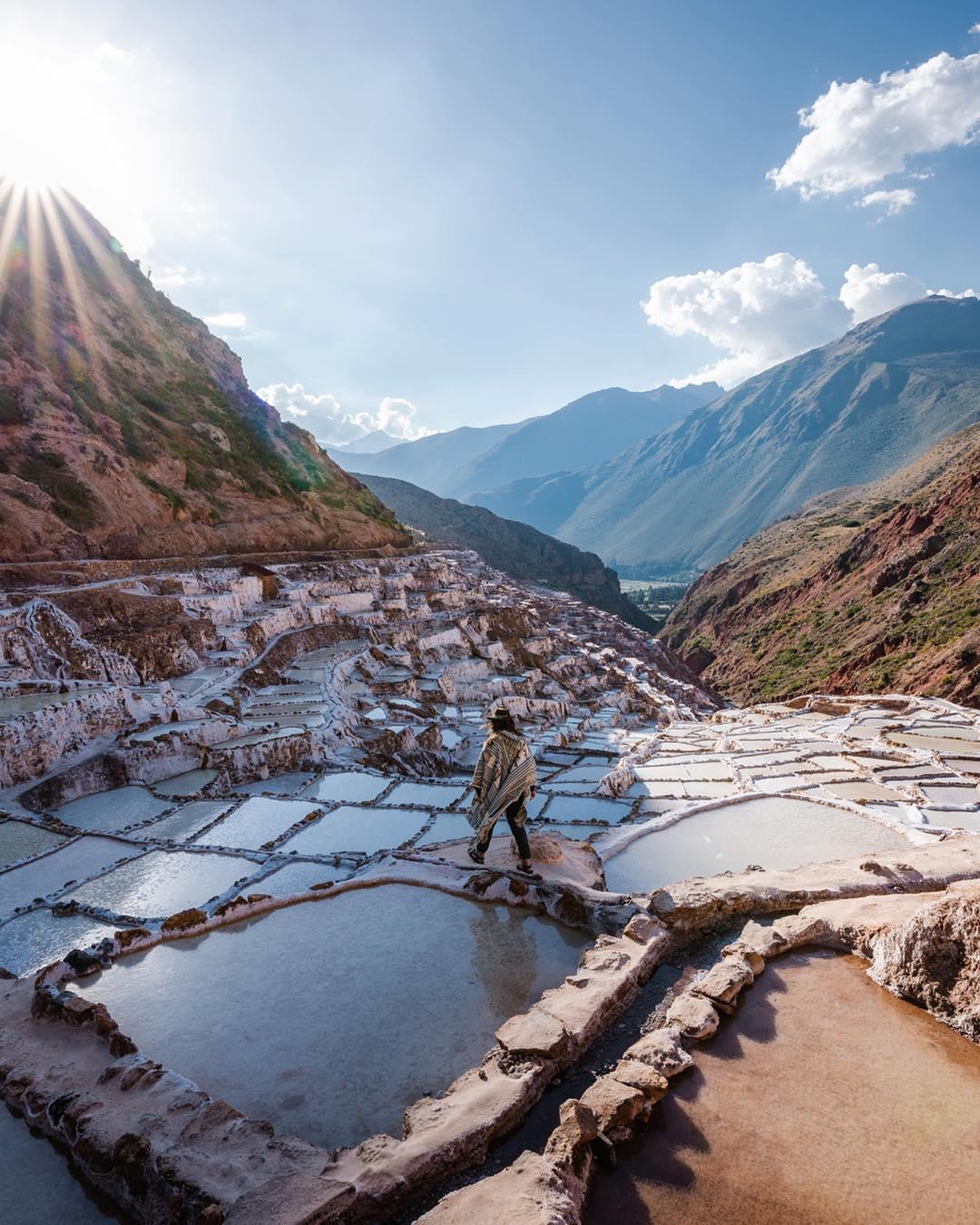 Потрясающие снимки из путешествий Мэтью Масса