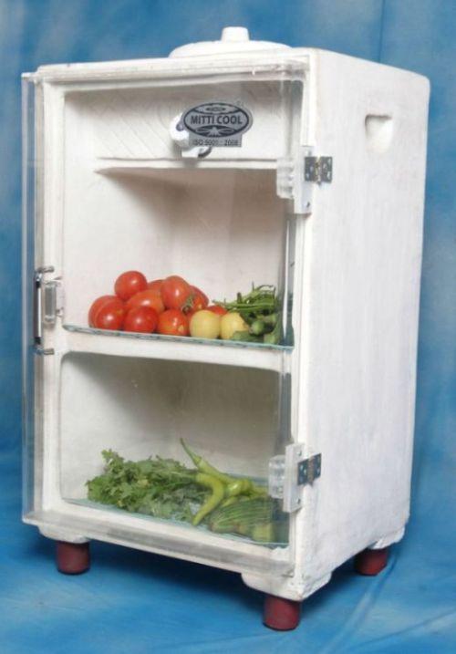Холодильник, которому не требуется электричество