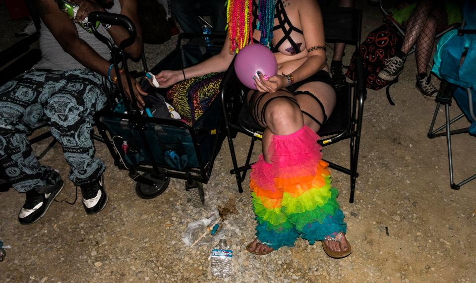 Музыкальный фетиш-фестиваль клоунов Джаггало
