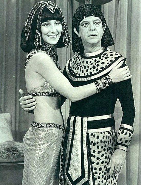 Старые снимки знаменитостей 1970-х годов