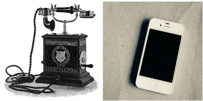 Как изменились привычные вещи за прошедшие 100 лет