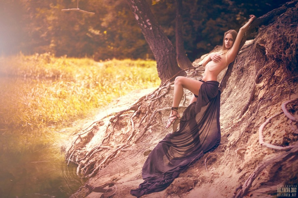 Красивые снимки девушек от Светланы Беляевой