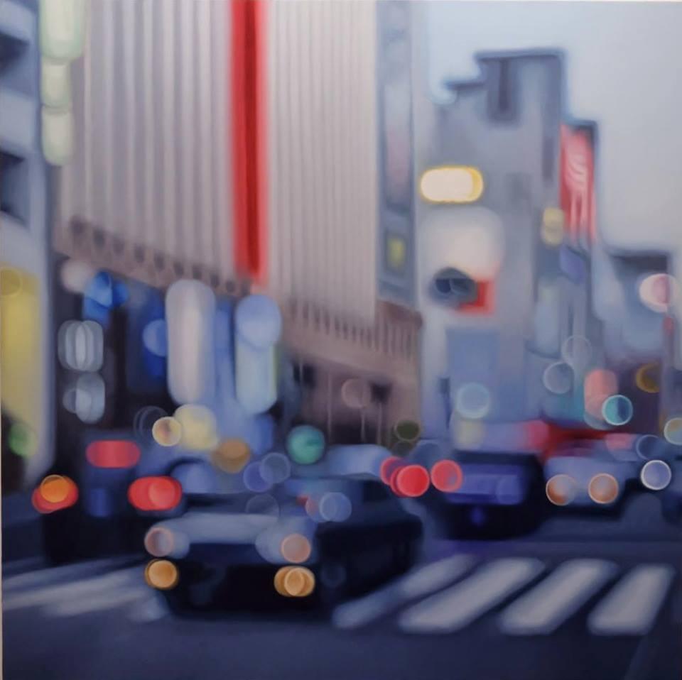Мир глазами близоруких на картинах Филипа Барлоу