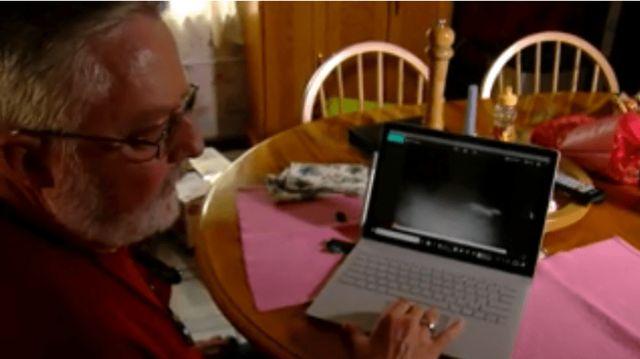 Мужчина долго пытался вычислить загадочного почтальона