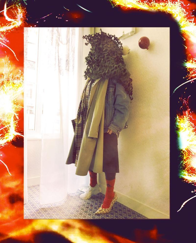 С Инстаграмом дома моды Balenciaga творится что-то неладное