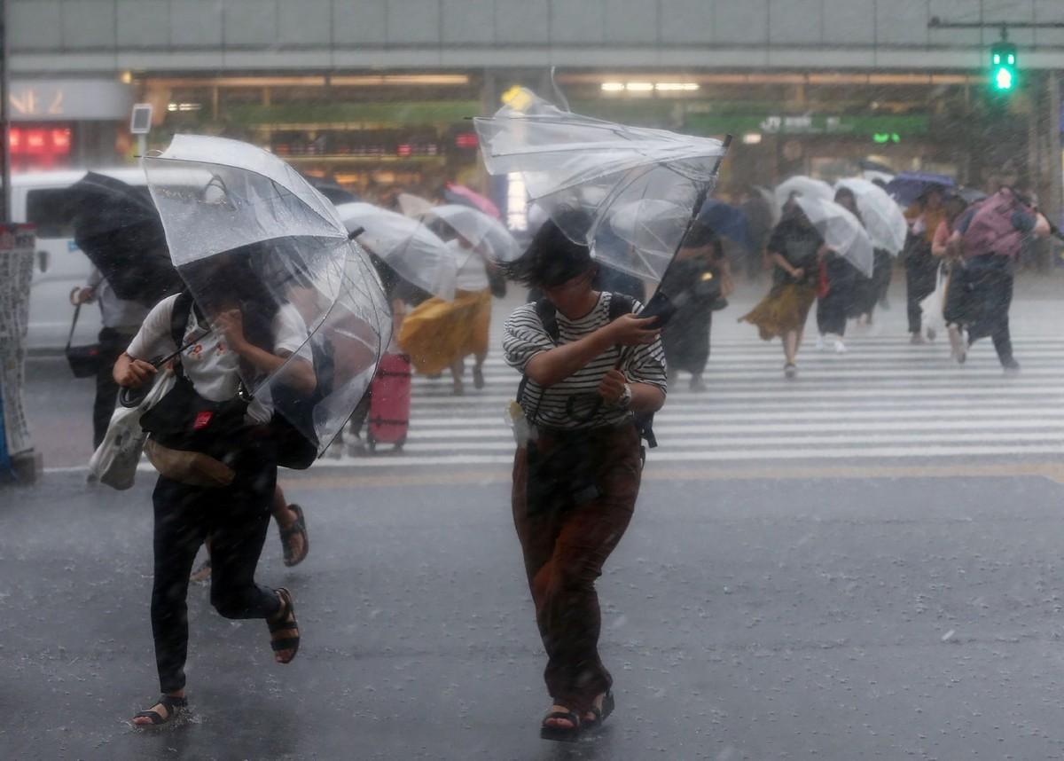 Экстремальные погодные условия июля в этом году