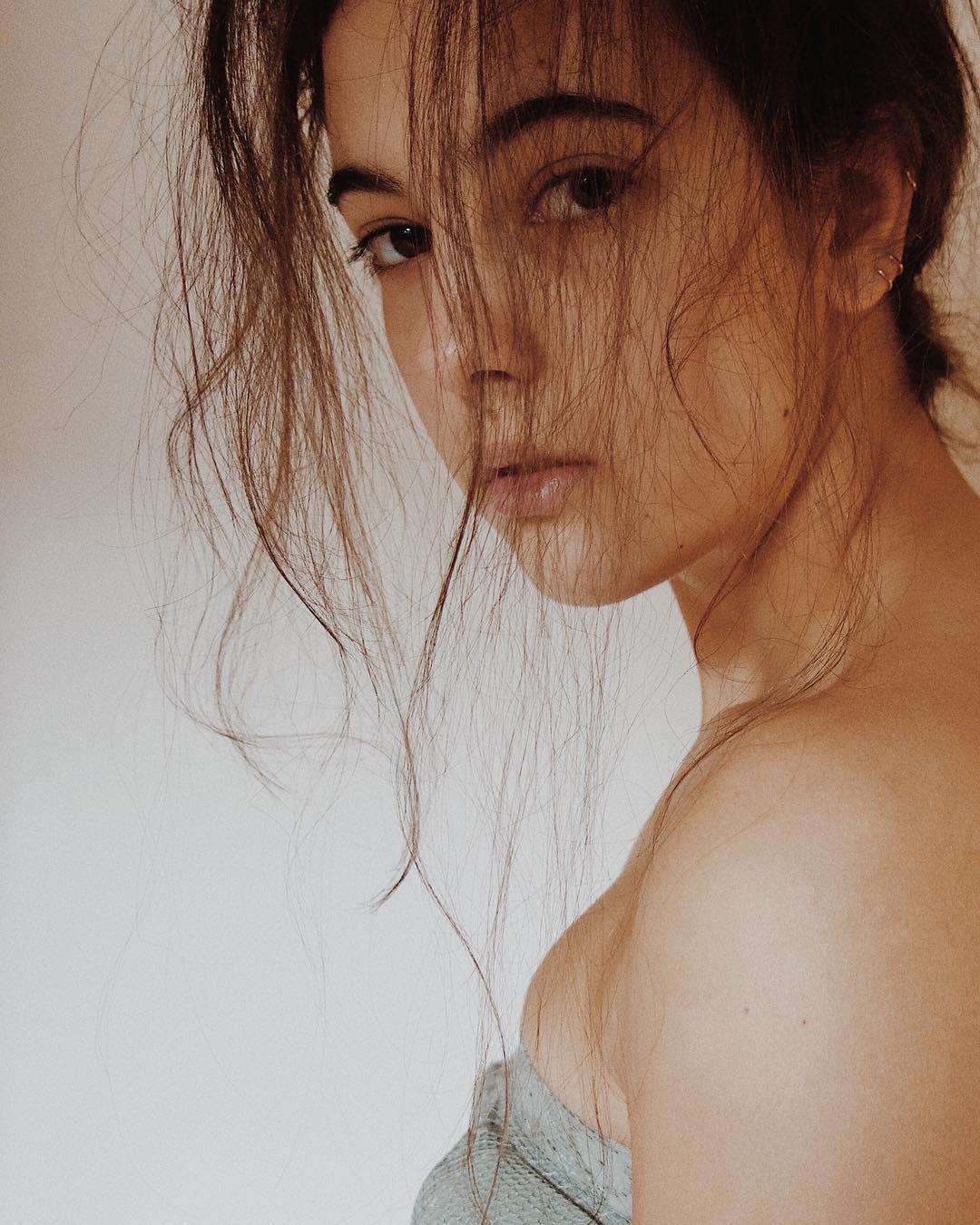 Чувственные автопортреты от Джоанны Пунз