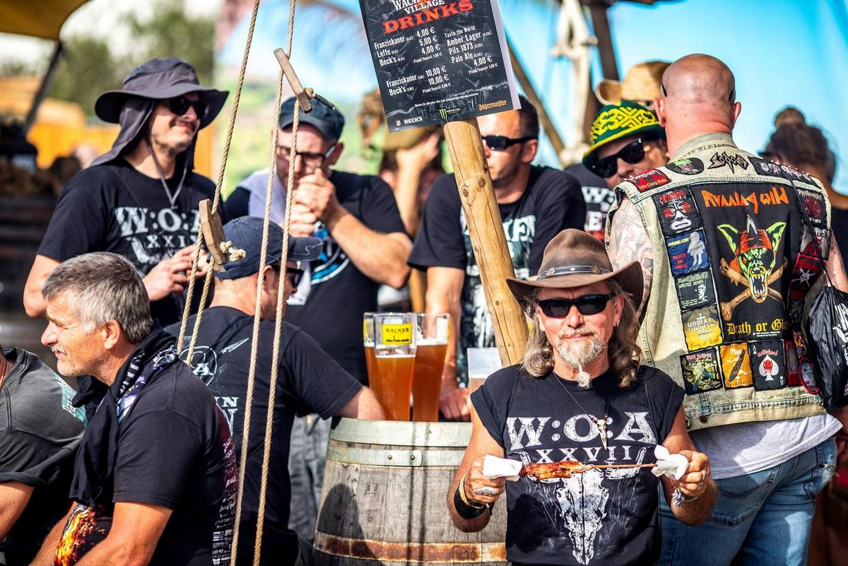 Как прошел Wacken Open Air в Германии